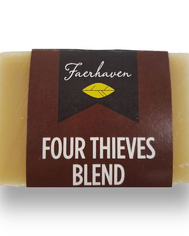 Four Thieves Blend Soap