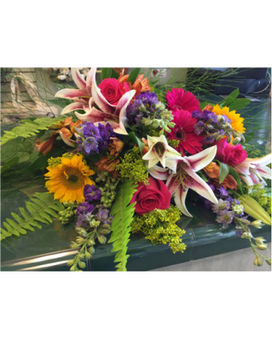 Monthly Delivery Flower Arrangement