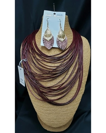 CORDED NECKLACE - NECKLACE ONLY Gifts