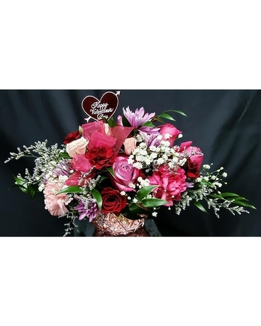 Lavish Your Love Flower Arrangement