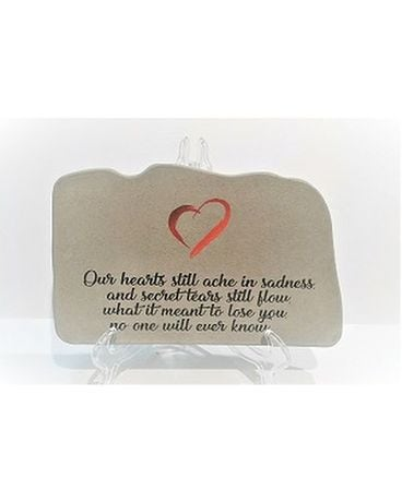 OUR HEARTS STILL ACHE Custom product
