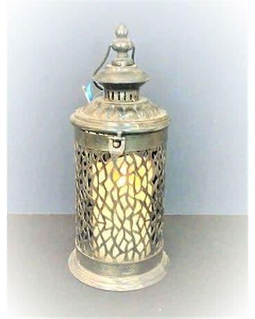 METAL CUT OUT LANTERN Custom product