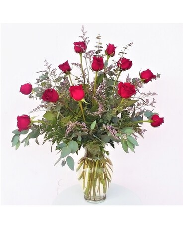 The Essential Rose Collection - Short Stem Flower Arrangement