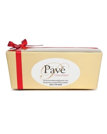 Pavé Chocolates Mix Box Custom product