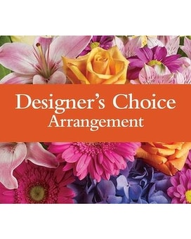 Designers Choice Mixed Arrangement Flower Arrangement