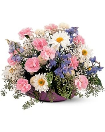 Pastel Dreams Flower Arrangement