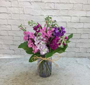 Fort myers florist fort myers fl flower delivery luxurious purples 3 mightylinksfo