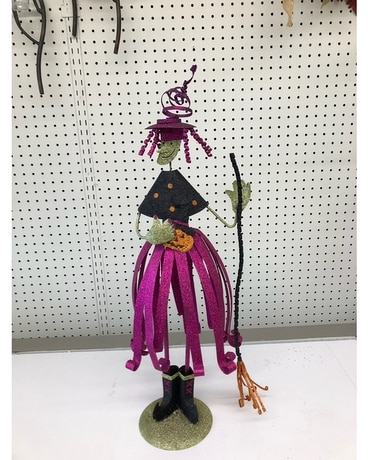 Wicked Witch Flower Arrangement