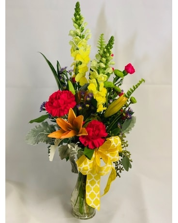 TRIPLE Flower Arrangement