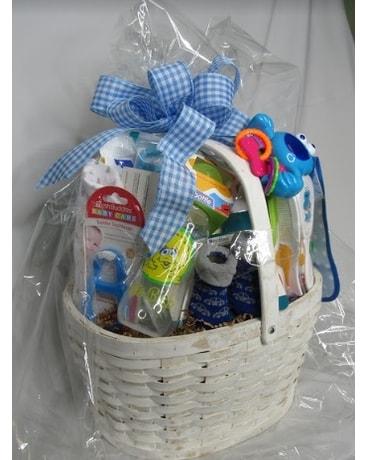 Baby Boy Gift Basket in Owensboro KY
