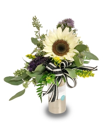 Swig Tall Koozie Flower Arrangement Flower Arrangement