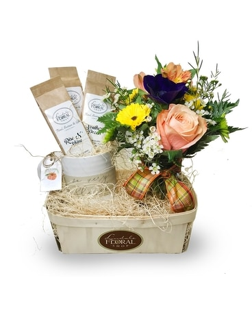 Fall Coffee & Flowers Bundle
