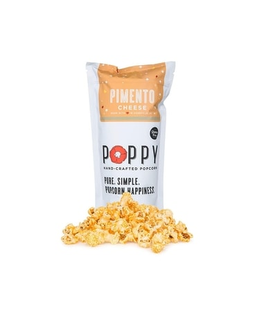 Pimento Cheese Poppy Popcorn