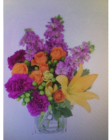 Jubilation Flower Arrangement