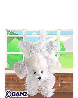White Poodle Custom product