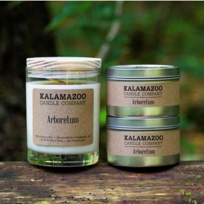 *25% off* 10oz Jar Candle by Kalamazoo