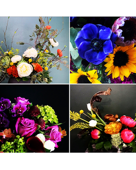Lavish Originals by Krueger Floral Flower Arrangement