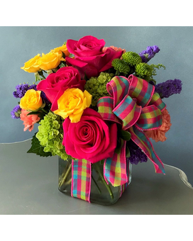 Perfect Present (Krueger Exclusive) Flower Arrangement