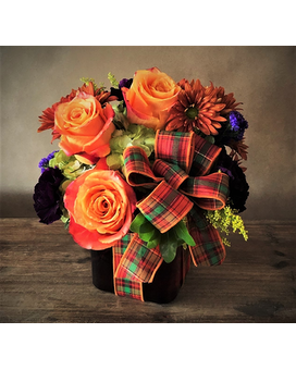 Gift of Fall (Krueger exclusive) Flower Arrangement