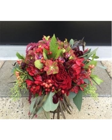 Autumn Morning Bouquet Flower Arrangement