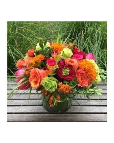 Autumn Burst Flower Arrangement