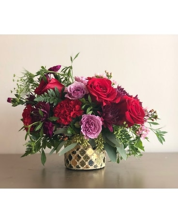 Fully Loved by Les Amis Flower Arrangement