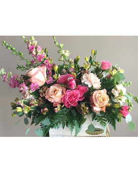 Spring Fling by Les Amis Flower Arrangement
