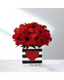 FTD Be Loved Flower Arrangement