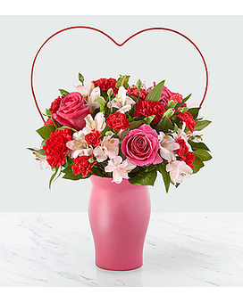 FTD Sweet & Swooning Bouquet Flower Arrangement