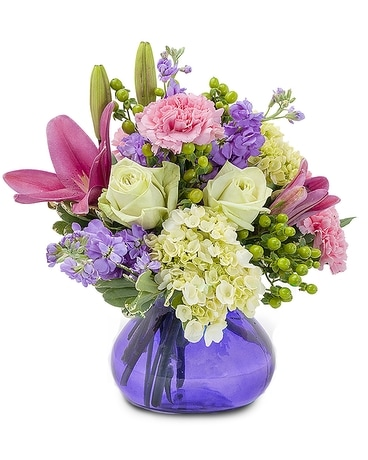 Hicksville - Hicksville Graceful Charm Flower Arrangement