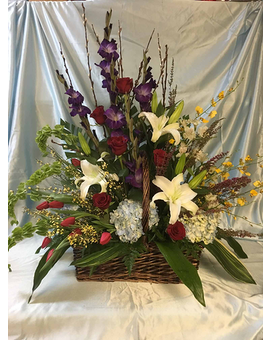 ACE133 Flower Arrangement