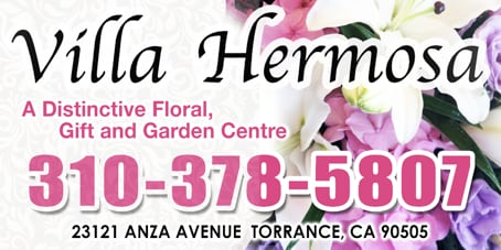 Torrance Florist - Flower Delivery by Villa Hermosa Plant Shop
