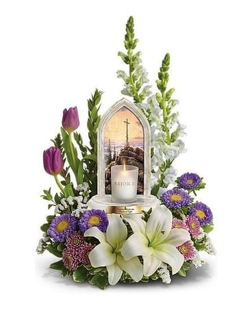 Kinkade Easter Joy Flower Arrangement