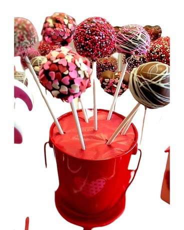 Cake Pop Bouquet Gifts