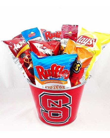 Go Pack Snack Bucket