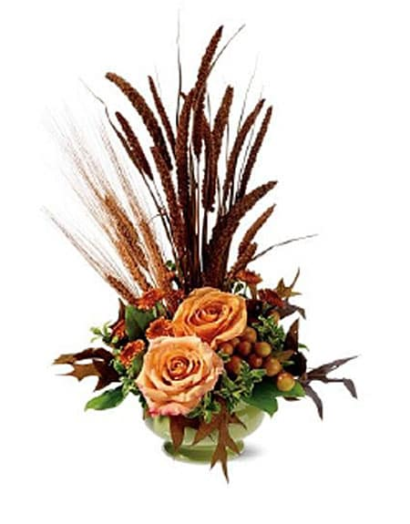 Contemporary Fall Arrangement