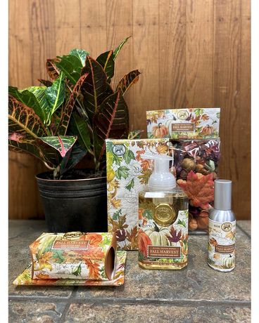 Fall Harvest Deluxe Gift Set Gifts