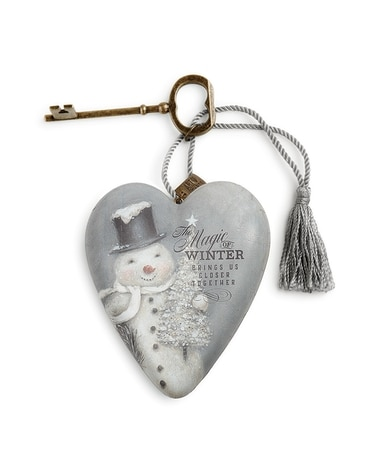 The Magic of Winter Art Heart Gifts