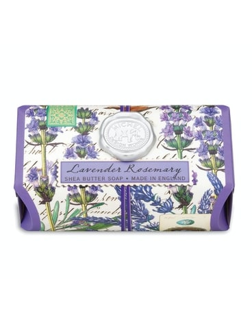 Lavender Rosemary Large Bar Soap Gifts