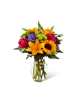 Best Day Bouquet - B07 Flower Arrangement
