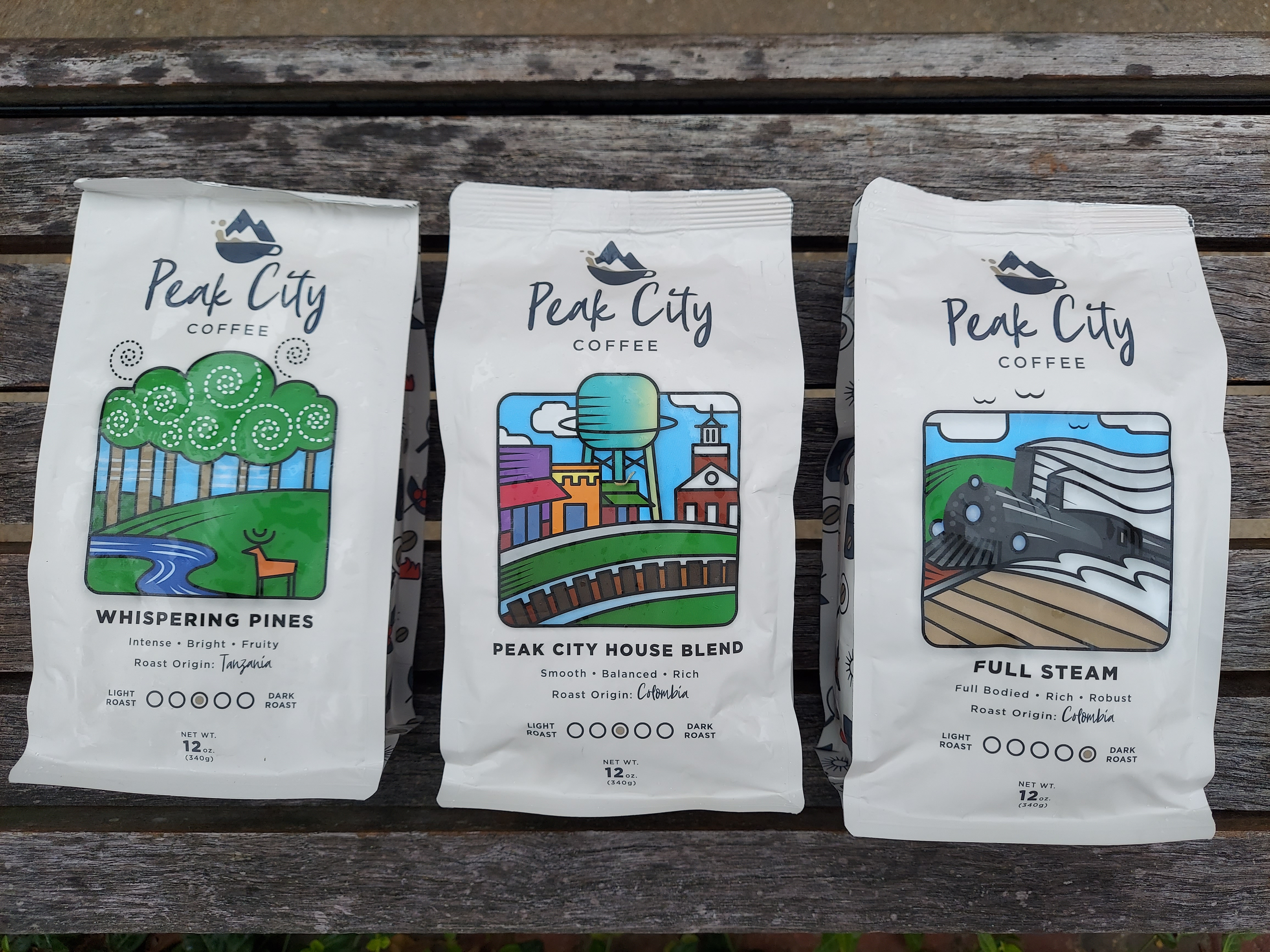 Peak City Coffee