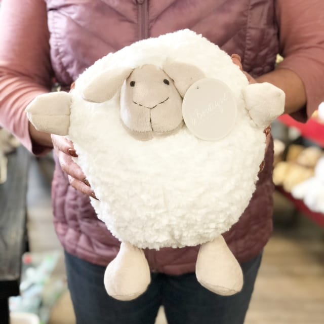 Stuffed Sheep 11