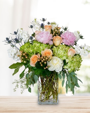 High Tea Flower Arrangement