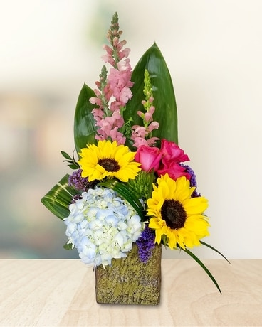 Happy Summer Flower Arrangement