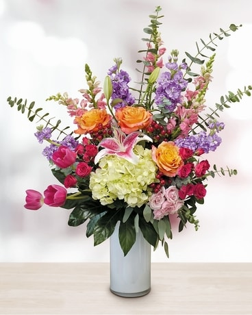 Show Stopper Flower Arrangement