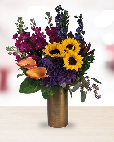 Fall Favorite Flower Arrangement