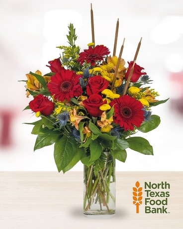 Red Rover Flower Arrangement