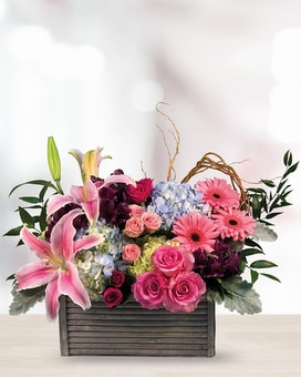 Charlotte Flower Arrangement