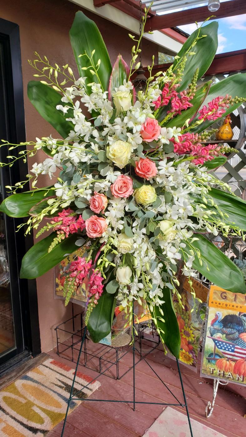 Custom Sympathy Delivery Templeton Ca Adelaide Floral