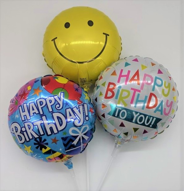 Birthday Mini Mylar